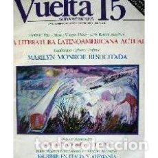 Coleccionismo de Revistas y Periódicos: REVISTA VUELTA SUDAMERICANA 15 MARILYN MONROE ED. 1982. Lote 268340814