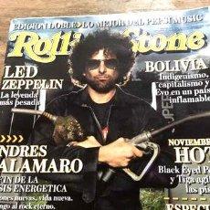 Coleccionismo de Revistas y Periódicos: REVISTA ROLLING STONE ANDRES CALAMARO. Lote 268365774