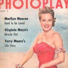 Coleccionismo de Revistas y Periódicos: REVISTA PHOTOPLAY ANO 1954 U S A MARILYN MONROE. Lote 268367384