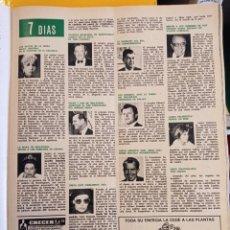 Coleccionismo de Revistas y Periódicos: GRETA GARBO LAURA VALENZUELA. Lote 268403999