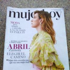 Coleccionismo de Revistas y Periódicos: REVISTA MUJER HOY -- Nº 1141 -- ABRIL ZAMORA --. Lote 268406674