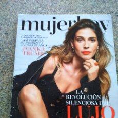 Coleccionismo de Revistas y Periódicos: REVISTA MUJER HOY -- Nº 1135 -- LUJO SENSATO --. Lote 268409049