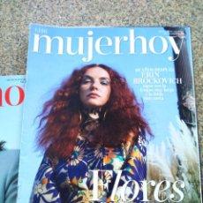 Coleccionismo de Revistas y Periódicos: REVISTA MUJER HOY -- Nº 1136 -- MODA FLORES DE INVIERNO --. Lote 268409189