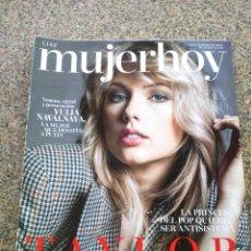 Coleccionismo de Revistas y Periódicos: REVISTA MUJER HOY -- Nº 1142 -- TAYLOR SWIFT --. Lote 268409309