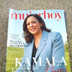 Coleccionismo de Revistas y Periódicos: REVISTA MUJER HOY -- Nº 1129 -- HARRIS KAMALA --. Lote 268409414