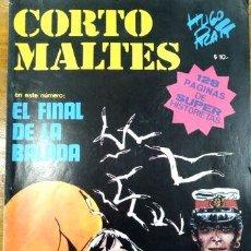 Coleccionismo de Revistas y Periódicos: REVISTA CORTO MALTES ANO 1 N 2 ED. 1975. Lote 268625149
