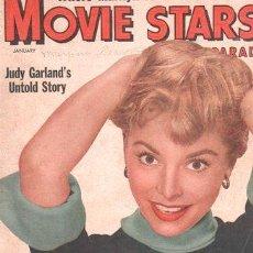 Coleccionismo de Revistas y Periódicos: REVISTA MOVIE STARS ANO 1955 U S A MARILYN MONROE. Lote 268635579