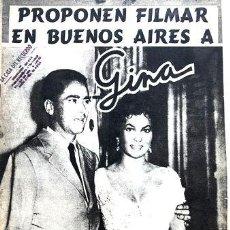 Coleccionismo de Revistas y Periódicos: AHORA N 2238 GINA LOLLOBRIGIDA MARILYN MONROE DIC 1954. Lote 268642814