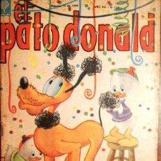 Coleccionismo de Revistas y Periódicos: REVISTA EL PATO DONALD NUMERO 750 ANO 1959. Lote 268651004