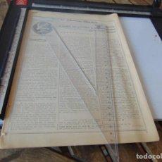 Coleccionismo de Revistas y Periódicos: TRANSICION ,PANFLETO , REVISTA POR LA ALIANZA OBRERA LIGA COMUNISTA IV INTERNACIONAL. Lote 268768159