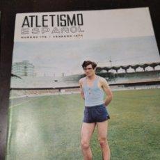 Coleccionismo de Revistas y Periódicos: REVISTA ATLETISMO ESPAÑOL. Lote 268906514