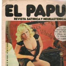 Coleccionismo de Revistas y Periódicos: EL PAPUS. REVISTA SATÍRICA Y NEURASTENICA. Nº 110. EL INFIERNO. 6 MARZO 1976. (B/58). Lote 268967064