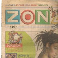 Coleccionismo de Revistas y Periódicos: ZONA DISNEY. ABC. Nº 56. GENERACIÓN OT. OPERACIÓN TRIUNFO. 16 MARZO 2003. (B/58). Lote 268972384