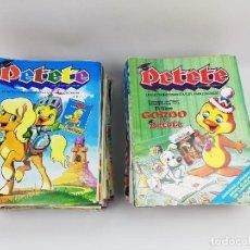 Coleccionismo de Revistas y Periódicos: PETETE REVISTAS 1-169. Lote 268996039