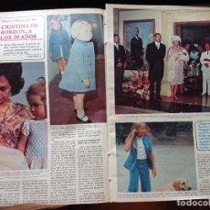 Coleccionismo de Revistas y Periódicos: LA INFANTA CRISTINA DE BORBON. Lote 269015069