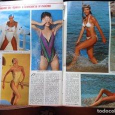 Coleccionismo de Revistas y Periódicos: MOFA BAÑADORES BIKINIS 1985. Lote 269015119