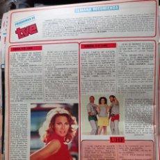 Coleccionismo de Revistas y Periódicos: RAQUEL WELCH FAMA FAME. Lote 269015139