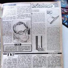 Coleccionismo de Revistas y Periódicos: MARIO MORENO CANTINFLAS. Lote 269015149