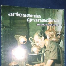 Colecionismo de Revistas e Jornais: TEMAS DE NUESTRA ANDALUCIA. MONOGRAFICOS ARTESANIA GRANADINA N.48. Lote 269131688