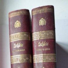 Coleccionismo de Revistas y Periódicos: LA ESFERA, REVISTA ILUSTRACION MUNDIAL - 2 TOMOS - 52 NUMEROS, AÑO 1915 COMPLETO. Lote 269136188