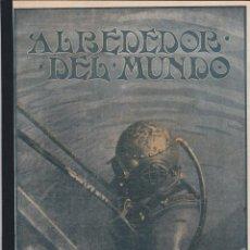 Coleccionismo de Revistas y Periódicos: REVISTA ALREDEDOR DEL MUNDO- 1917 * CEILÁN * ÍDOLOS POLINESIOS *. Lote 269176948