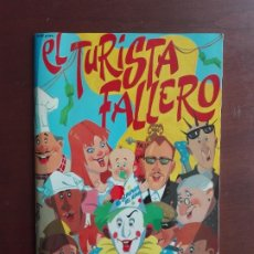 Coleccionismo de Revistas y Periódicos: JMFC - REVISTA FALLERA - EL TURISTA FALLERO 1993. Lote 269188054