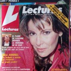 Coleccionismo de Revistas y Periódicos: PORTADA DE ANA OBREGON. Lote 269257373