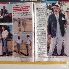Coleccionismo de Revistas y Periódicos: ANTONIO FERRANDIS PEDRO MARI SANCHEZ GIMENEZ RICO FLORA MARIA AGUILAR JARRAPELLEJOS. Lote 269260928