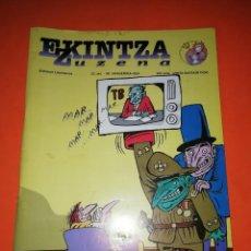 Coleccionismo de Revistas y Periódicos: EKINTZA ZUZENA. Nº 23 1998. EDICIONES E.Z. BILBAO.. Lote 269471708