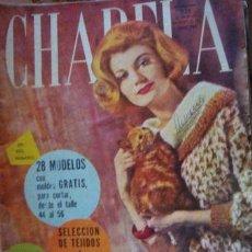 Coleccionismo de Revistas y Periódicos: CHABELA 330 763 MODA SIN MOLDES. Lote 269547643