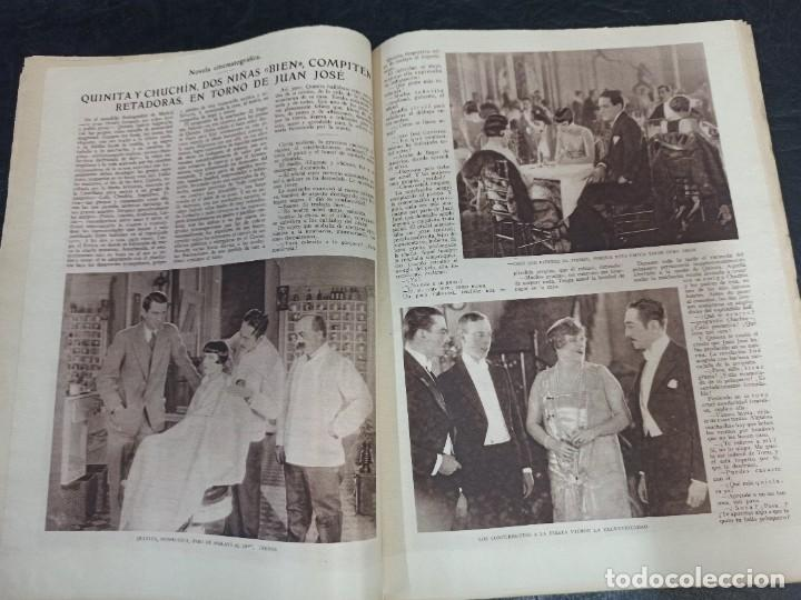 Coleccionismo de Revistas y Periódicos: ABC Dominical extraordinario. 03 de diciembre de 1927 - Foto 5 - 269581598