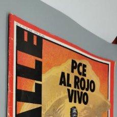 Coleccionismo de Revistas y Periódicos: REVISTA LA CALLE Nº 3 1978 PCE AL ROJO VIVO.ENTREVISTA CARRILLO.ALEJO CARPENTIER.TRANSICIÓN ESPAÑOLA. Lote 269681093