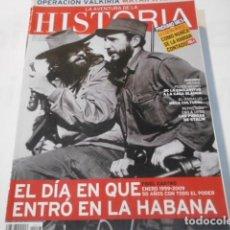 Coleccionismo de Revistas y Periódicos: LA AVENTURA DE LA HISTORIA-Nº 123- FIDEL CASTRO-EL DIA QUE ENTRO EN LA HABANA. Lote 269849633