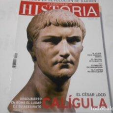 Coleccionismo de Revistas y Periódicos: LA AVENTURA DE LA HISTORIA-Nº 124 EL CESAR LOCO CALIGULA. Lote 269849898