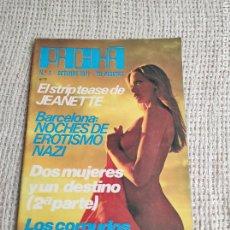 Coleccionismo de Revistas y Periódicos: PACHA Nº 7 REVISTA EROTICA DE LOS AÑOS 70. Lote 31951103