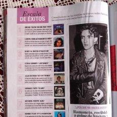 Coleccionismo de Revistas y Periódicos: RAMONCIN ROCIO DURCAL BONNIE TYLER CAMILO SESTO JULIO IGLESIAS. Lote 269956638