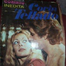 Coleccionismo de Revistas y Periódicos: FOTONOVELA CORINTO INÉDITA N° 53 CORÍN TELLADO NO DEBERIAS PERTURBARME. Lote 269985293