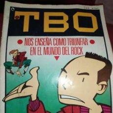 Coleccionismo de Revistas y Periódicos: T B O Nº 4 4ª EPOCA 1986 SEMANARIO DIVERSIÓN Y REFLEXIÓN. Lote 269985428