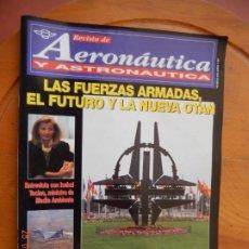 Coleccionismo de Revistas y Periódicos: AERONAUTICA Y ASTRONAUTICA REVISTA 664 -JUNIO 1997 MEDICINA AERONAUTICA DEPORTIVA. Lote 270180878