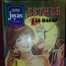 Coleccionismo de Revistas y Periódicos: ESTHER Y SU MUNDO SUPER JOYAS FEMENINAS Nº 23 EDITORIAL BRUGUERA AÑO 1981. Lote 270184778