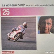 Coleccionismo de Revistas y Periódicos: LA VIDA EN RECORDS - N 25 - AÑOS 80 - SUPLEMENTO. Lote 270187408