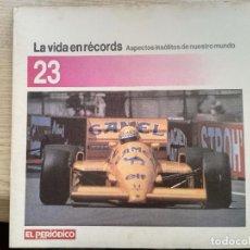 Coleccionismo de Revistas y Periódicos: LA VIDA EN RECORDS - N 23 - AÑOS 80 - SUPLEMENTO. Lote 270187463