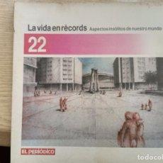 Coleccionismo de Revistas y Periódicos: LA VIDA EN RECORDS - N 22 - AÑOS 80 - SUPLEMENTO. Lote 270187478