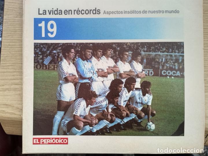 LA VIDA EN RECORDS - N 19 - AÑOS 80 - SUPLEMENTO (Coleccionismo - Revistas y Periódicos Modernos (a partir de 1.940) - Otros)