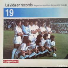 Coleccionismo de Revistas y Periódicos: LA VIDA EN RECORDS - N 19 - AÑOS 80 - SUPLEMENTO. Lote 270187528