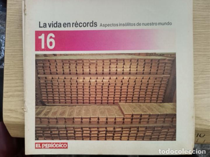LA VIDA EN RECORDS - N 16 - AÑOS 80 - SUPLEMENTO (Coleccionismo - Revistas y Periódicos Modernos (a partir de 1.940) - Otros)