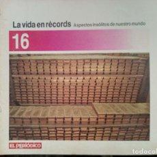 Coleccionismo de Revistas y Periódicos: LA VIDA EN RECORDS - N 16 - AÑOS 80 - SUPLEMENTO. Lote 270187588