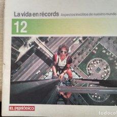 Coleccionismo de Revistas y Periódicos: LA VIDA EN RECORDS - N 12 - AÑOS 80 - SUPLEMENTO. Lote 270187618