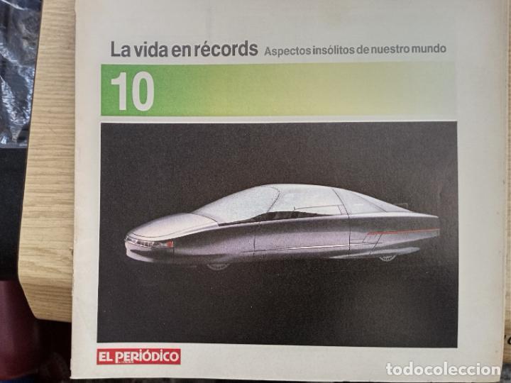 LA VIDA EN RECORDS - N 10 - AÑOS 80 - SUPLEMENTO (Coleccionismo - Revistas y Periódicos Modernos (a partir de 1.940) - Otros)