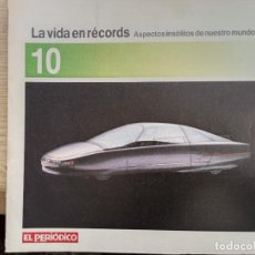 Coleccionismo de Revistas y Periódicos: LA VIDA EN RECORDS - N 10 - AÑOS 80 - SUPLEMENTO. Lote 270187653